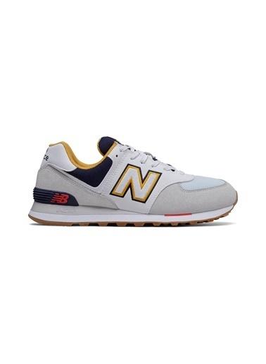 New Balance New Balance Erkek Günlük Spor Ayakkabı Ml574Nld Gri